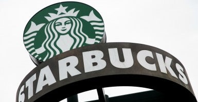 Starbucks is one of the many companies that have donated to Planned Parenthood. (Photo: Kris Tripplaar/Sipa USA/Newscom)