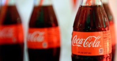 Coca-Cola asked Planned Parenthood to remove its name as a donor to the organization. (Photo: Olivier Douliery/ABACA/Newscom)