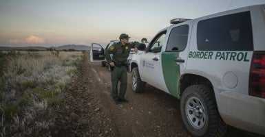 According to two recently released studies, the vast majority of illegal immigrants who are in the U.S. will not be the focus of deportation operations. (Roberto E. Rosales/ZUMA Press/Newscom)