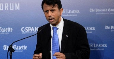 Planned Parenthood is 'misleading' Louisiana investigators, Gov. Bobby Jindal says. (Photo: C.J. Gunther/EPA/Newscom)