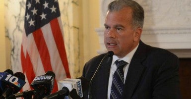 'Everything I've ever done has been to serve the public's interest,' Rhode Island's Nick Mattiello says. (Photo: Nicholas Mattiello Facebook)