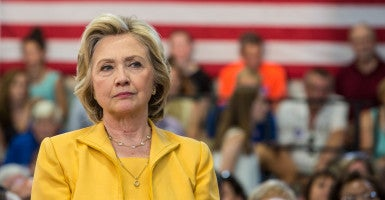 Hillary Clinton is scheduled to testify before the House Select Committee on Benghazi in October. (Photo: Keiko Hiromi/Polaris/Newscom)