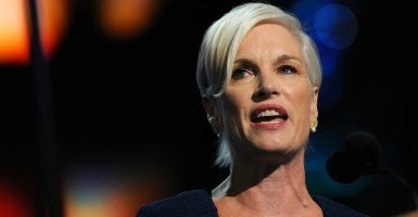 "Planned Parenthood has announced the 2015 recipients of the Maggie Awards, given to journalists and activists ""for their always honest, brave, and accurate reporting on sexual and reproductive health,"" said Planned Parenthood Federation of America President Cecile Richards. (Photo: Paul Hennessy/Polaris/Newscom)"
