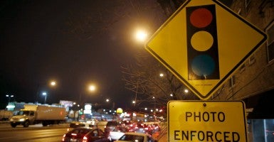 The Missouri Supreme Court ordered red-light cameras to a stop on Tuesday. (Photo: Jim Young/Reuters/Newscom)