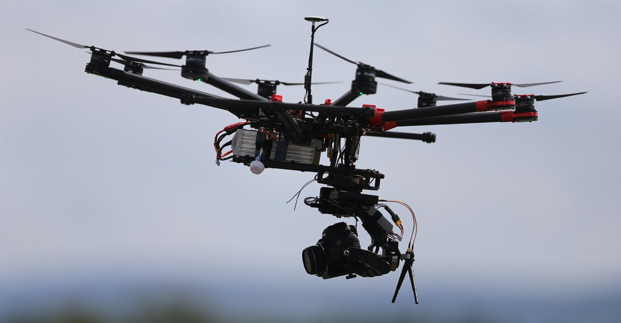 Weaponized Drones Are Now Legal In This State