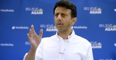 Planned Parenthood is suing Louisiana Gov. Bobby Jindal over his decision to terminate its Medicaid contract with the state after the release of controversial videos. (Jerry Mennenga/ZUMA Press/Newscom)
