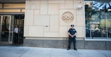 A new analysis by the Media Research Center claims ABC, NBC and CBS have not reported on the Center for Medical Progress' undercover videos in one month. (Photo: JB Nicholas/Splash News/Newscom)