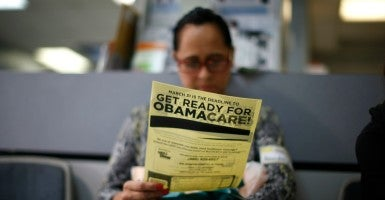 The Nevada Health Co-Op announced last week it would be closing its doors at the end of 2015. The co-op, one of 23 started under Obamacare, received $65.9 million in loans from the Centers for Medicare and Medicaid Services. (Photo: Lucy Nicholson/Reuters/Newscom)