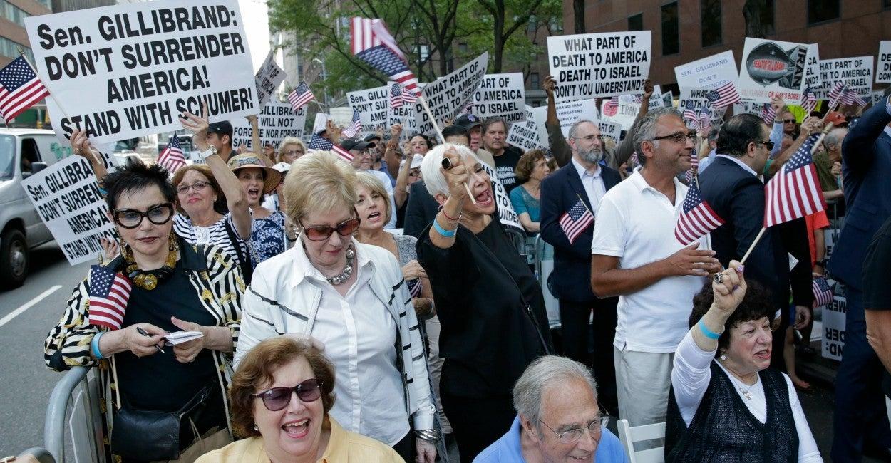 Protesta NY