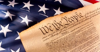 A new survey by the Annenberg Public Policy Center found that many Americans don't have basic knowledge of the Constitution. (Photo: iStock Photos)