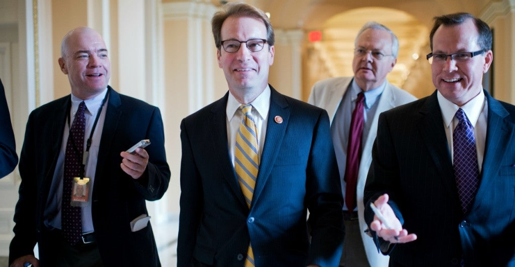 Rep. Peter Roskam, R-Ill. (Photo: Tom Williams/CQ Roll Call/Newscom)