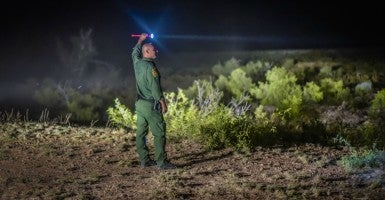 There was a 52 percent increase of border patrol arrests made in August compared to the amount of arrests made in August 2014. (Photo: Roberto E. Rosales/ZUMA Press/Newscom)