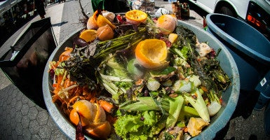 The Obama administration wants to reduce the amount of food waste. (Photo: Richard B. Levine/Newscom)