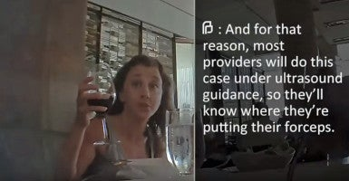 Deborah Nucatola, Planned Parenthood's senior director of medical services, appeared in the first of several undercover videos. (Photo: Center for Medical Progress/YouTube)
