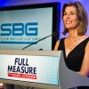 "Sharyl Attkisson, host of ""Full Measure,"" speaks at a reception Wednesday at the Newseum in Washington, D.C. (Photo courtesy of Sinclair Broadcast Group)"