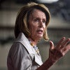 During a press conference Thursday, House Minority Leader Nancy Pelosi refused to answer a question regarding when human life begins. (Photo: Tom Williams/CQ Roll Call/Newscom)