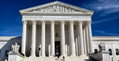 A new poll shows 50 percent of Americans disapprove of the Supreme Court. (Photo: iStock Photos)