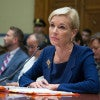 Cecile Richards, president of Planned Parenthood Federation of America, testifies during a House Oversight and Government Reform Committee hearing on Sept. 29. (Photo: Jeff Malet Photography/Newscom)