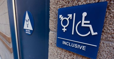 Houston residents will vote on an ordinance that would allow people of any gender in bathrooms on Nov. 3. (Photo: David Bro/ZUMA Press/Newscom)
