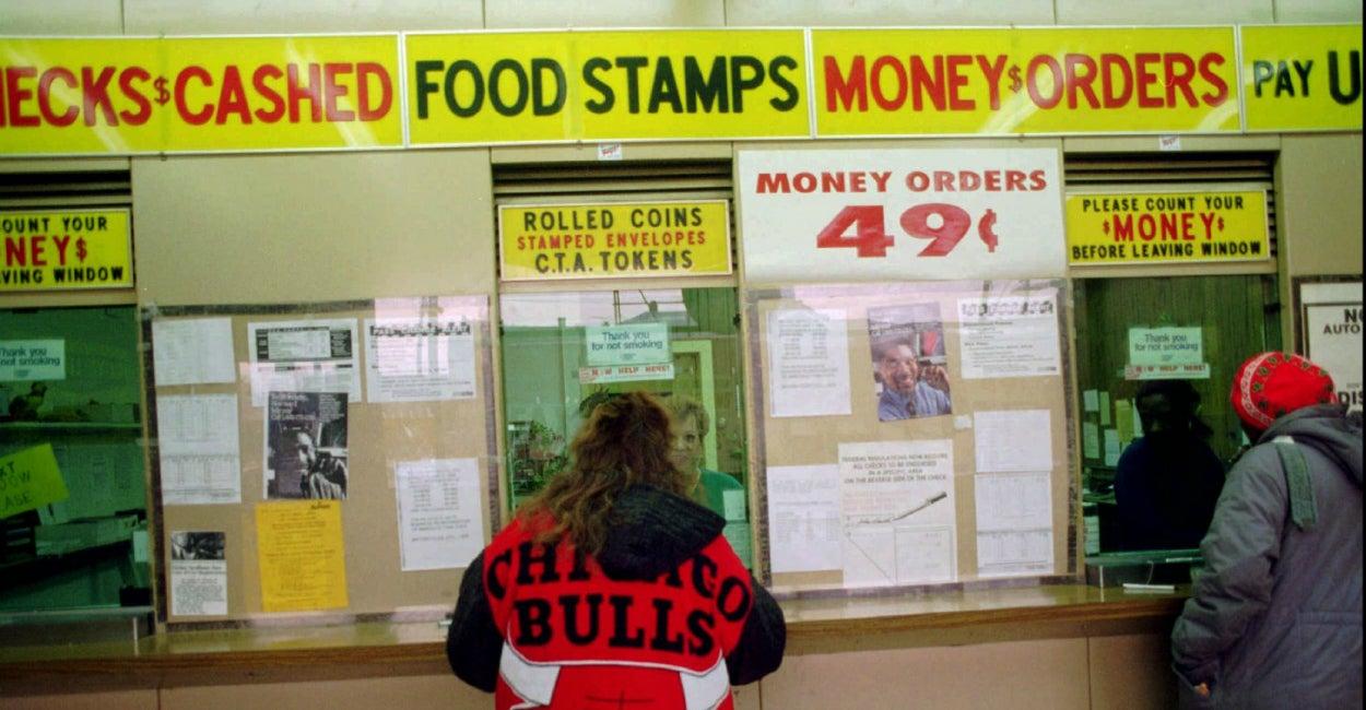 Trump Food Stamp Law