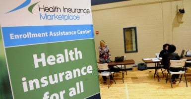 Consumers Mutual Insurance of Michigan announced it will be closing its doors, making it the 12th co-op created under Obamacare to shutter. (Photo: Paul Hennessy/Polaris/Newscom)