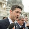 Chairman of the House Ways and Means Committee Paul Ryan, R-WI, has been asked by colleagues to run for Speaker of the House. Sunday talk news shows brought on House Republicans to discuss the speaker race.  (Photo: MICHAEL REYNOLDS/EPA/Newscom)