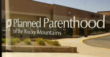 A family group in Colorado has sued Planned Parenthood of the Rocky Mountains for illegally using taxpayer money. (Photo: Rick Wilking/Reuters/Newscom)