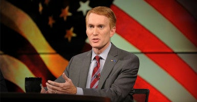 In a new report, Sen. James Lankford, R-Okla., lists 100 ways the federal government wasted taxpayers' money. (Photo: Nick Oxford/Reuters/Newscom)