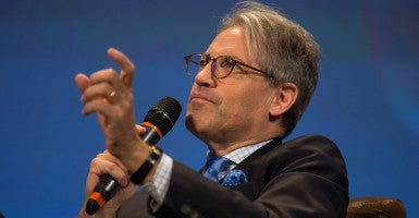 Eric Metaxas (Photo: Jeff Malet/The Heritage Foundation)