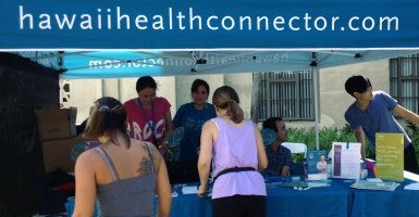 Photo: 'Hawai?i Health Connector' Facebook