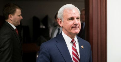 'When we talk about people who have been shot by mentally ill people, I understand it,'  Rep. Bradley Byrne, R-Ala., told C-SPAN. (Photo: Bill Clark/CQ Roll Call/Newscom)