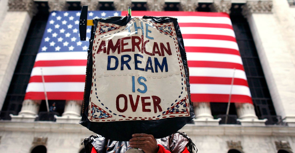 Nearly Half of Millennials Say the American Dream Is Dead. Here's Why.