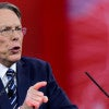 'Americans will judge for themselves who they trust and believe on this issue,' NRA Executive Vice President and Chief Executive Officer Wayne LaPierre said. (Photo: Ron Sachs/DPA/Picture-Alliance/Newscom)