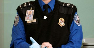 A new report from the Justice Department Office of the Inspector General found the Drug Enforcement Administration hired a TSA security screener as a confidential source. The screener was hired to notify the DEA of any bags with large sums of cash in them, which the DEA could then seize. (Photo: Jason Reed/Reuters/Newscom)