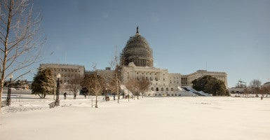 A new report from the CBO has budget experts warning that policy makers need to start enacting meaningful reforms to cut spending and deficits. (Photo: Jeff Malet Photography/Newscom)