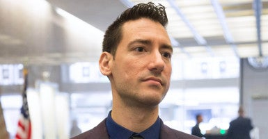 A grand jury in Texas indicted David Daleiden, founder of the Center for Medical Progress, for his role in undercover videos about Planned Parenthood. (Photo: Jeremy Breningstall/ZUMA Press/Newscom)