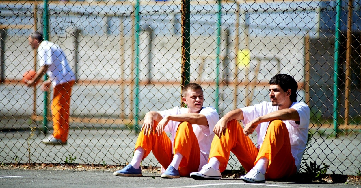 Are there more Atheists or religious people in prisons?