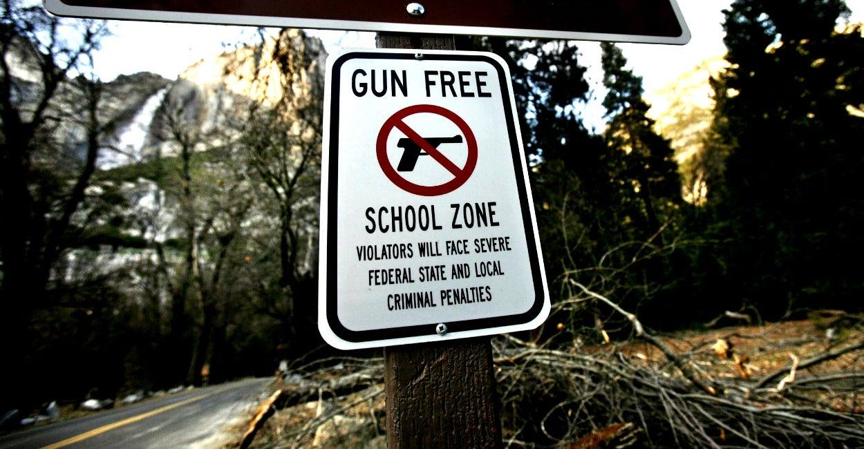 Mass Shooters Prefer Gun-Free Zones