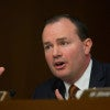 """We simply can't trust this president or the courts to honor the law and protect our daughters,"" Sen. Mike Lee, R-Utah, told The Daily Signal. (Photo: Jeff Malet Photography/Newscom)"