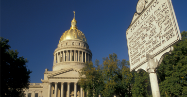 """Members of both chambers of the West Virginia legislature set the state on the course for job-growth by finalizing passage of right-to-work,"" Americans for Prosperity State Director Jason Huffman said. (Photo: Andre Jenny Stock Connection Worldwide/Newscom)"