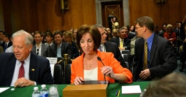 Any ambassador or civil servant should have the trust of Congress, but Jacobson has soured that relationship.  (Photo: Maria Garcia/NOTIMEX/Newscom)