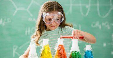 """We need to make sure our science standards are actually teaching science and not pushing a political agenda,"" Del. Jim Butler, a Republican, said. (Photo: Mike Kemp Blend Images/Newscom)"