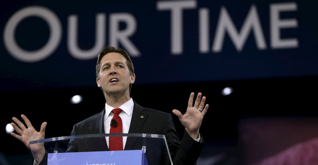 Ben Sasse Gives History Lesson on American Exceptionalism