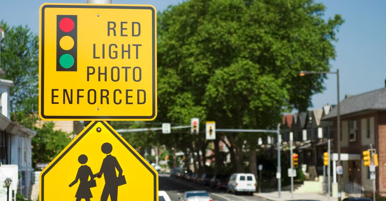 Did Chicago Violate Its Own Laws When Issuing Red Light