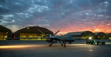 "None of the missions were ""spying"" on anyone. All the missions were in legitimate and legal support of other organization in the U.S. governmental system.  (Photo: U.S. Air Force photo by Tech. Sgt. Robert Cloys/Released)"