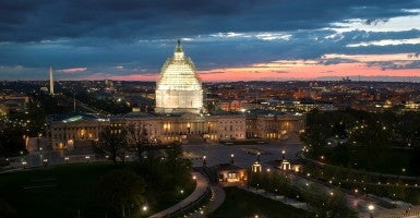 Congress must act now to cut spending and curb the growth of debt.  (Photo: Flickr / USCapitol)