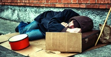 The War on Poverty has expensively failed to increase self-sufficiency.  (Photo: istockphoto)