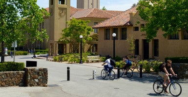 """We hope to get a positive vote to push the faculty ... to discuss seriously the need for a civilization requirement,"" a Stanford University student says. (Photo: picturescolourlibrary.com/Stock Connection USA/Newscom)"