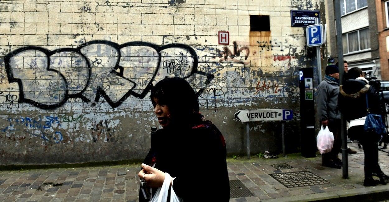 Barrios europeos, inmigrantes