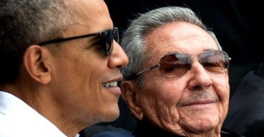 Any meaningful and enduring relationship between Cuba and America must be based on the truth. (Photo: Michael Reynolds /EPA/Newscom)